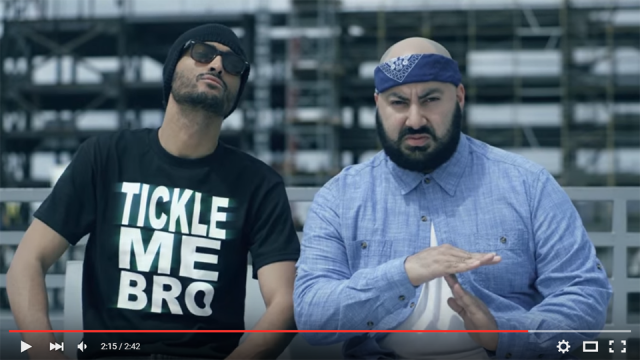 "Dos Padres ""Tickle Me Bro"" Music Video"