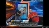 Derek Jeter Hit by Pitch