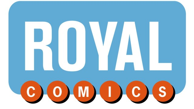 Teaser for the pilot of Royal Comics
