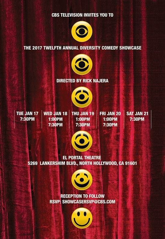 2017 CBS Diversity Showcase