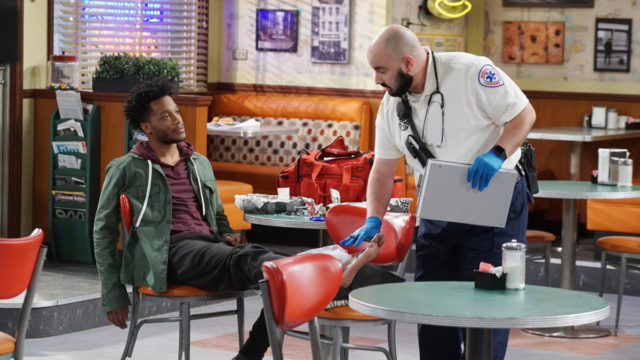 "Superior Donuts – ""Man Without a Health Plan"""